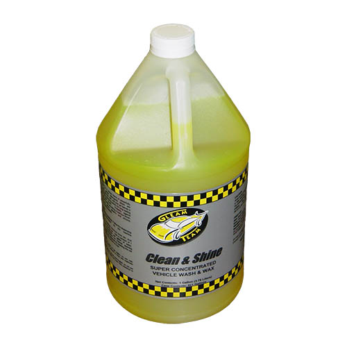 Car Wash & Detailing Products