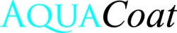 AquCoat logo - outline