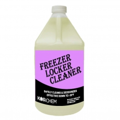 Freezer Locker Cleaner - 1 gal