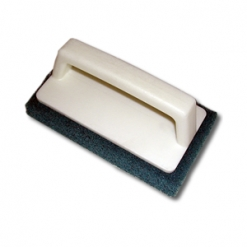 06924-Z0024 - Fused scrub pad and handle